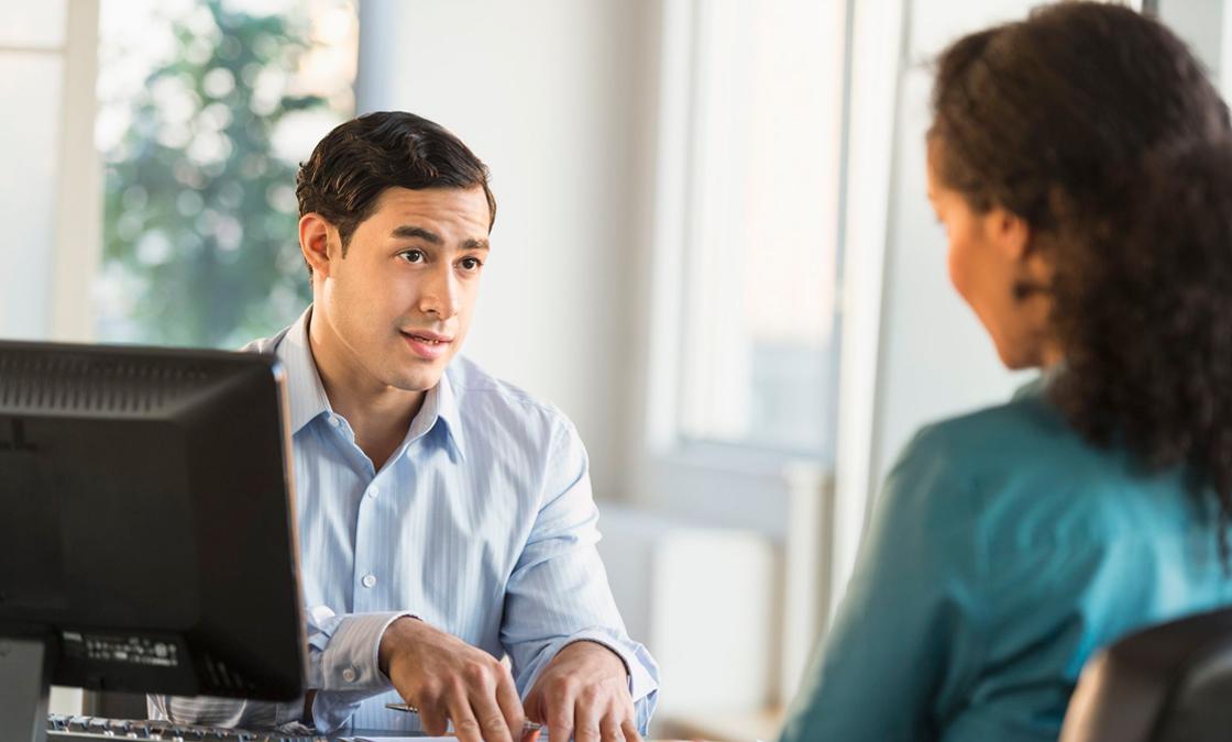 saiba o modo correto de pedir informação para cadastrar o cliente